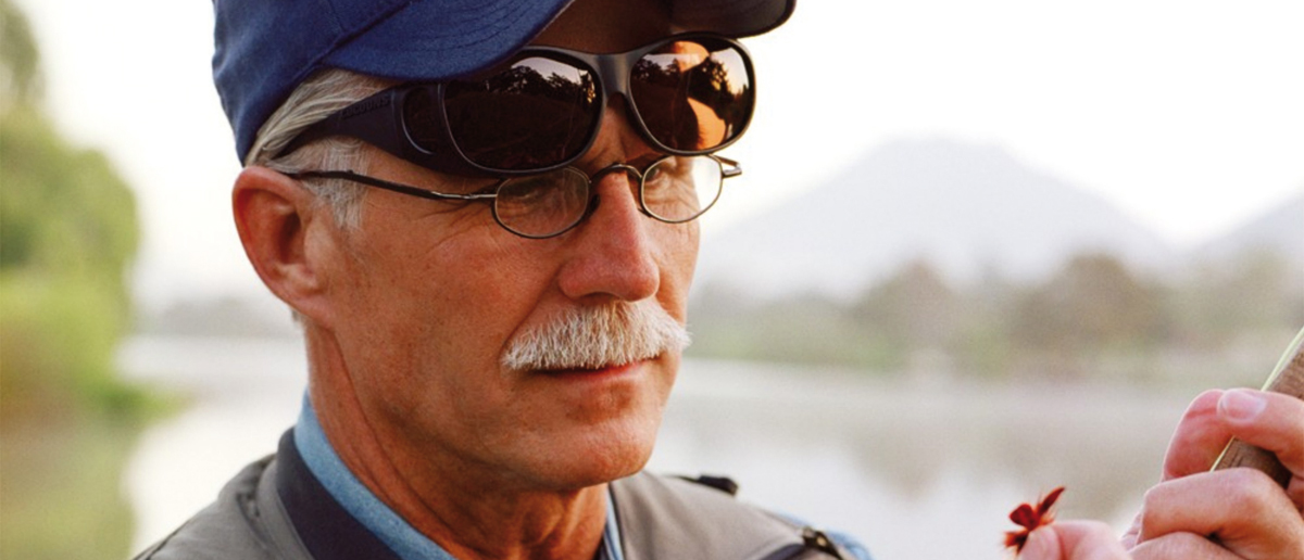 Auch Brillen tragende Fliegenfischer müssen nicht auf eine Polbrille verzichten