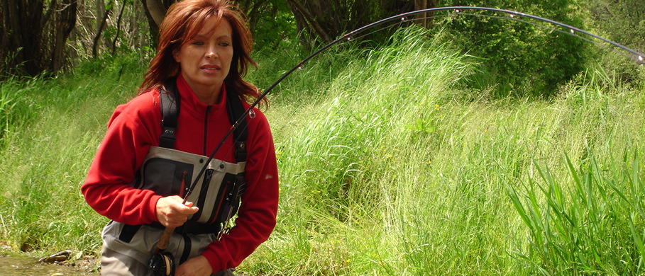 Eine MP-200 T hat Mirjana Pavlic den erhofften Erfolg gebracht.
