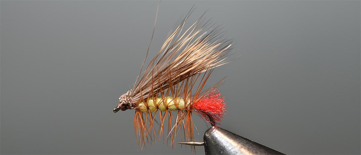 Daichi Trockenfliegenhaken