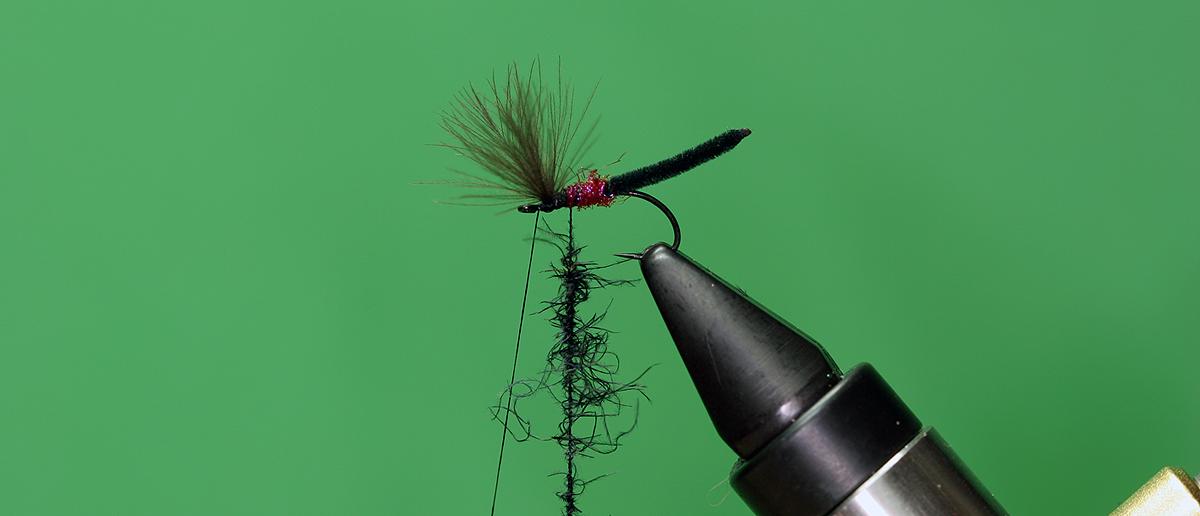 Dubbing Naturdubbing Trockenfliegen