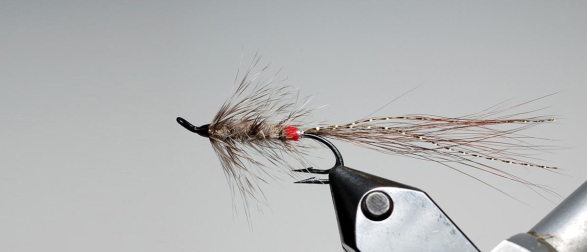 Fliegenhaken zum Fliegenfischen