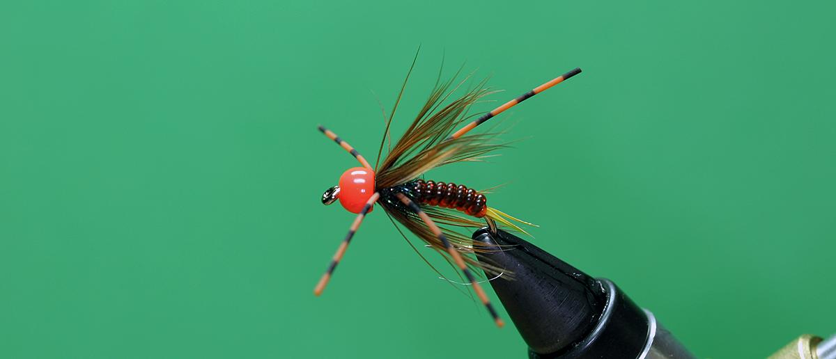 Gummibeinchen Fliegenbindematerial