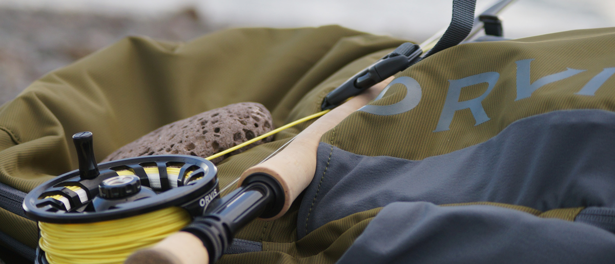 Orvis Moulinets chez Flyfishing Europe.