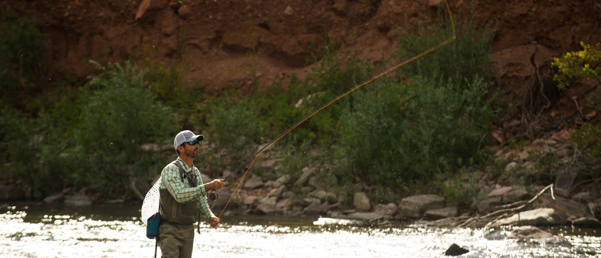 Auch beim Fliegenfischen in heimischen Gewässern auf Äschen und Forellen die richtige Wahl - eine Mastery Fliegenschnur von Scientific Anglers, erhältlich bei Flyfishing Europe.