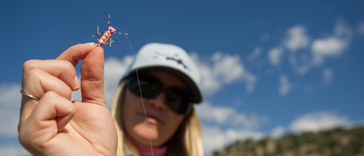 Bindeglied zwischen Fliegenschnur und Fliege: perfekte Vorfächer und Vorfachmaterial von Scientific Anglers bei Flyfishing Europe