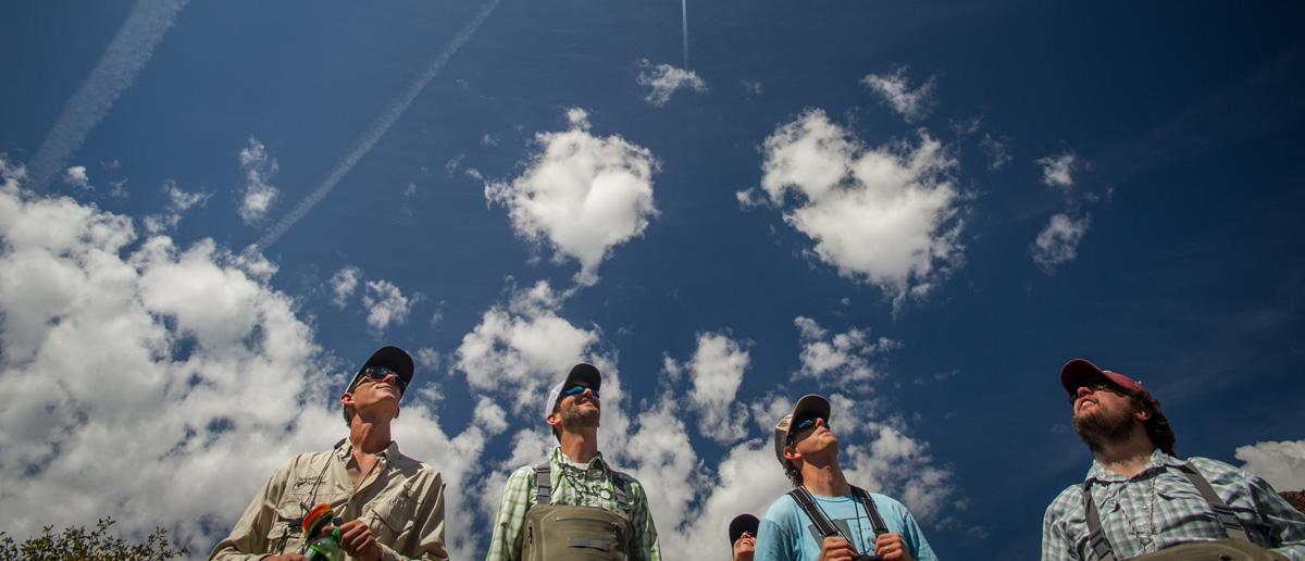 Für Alles gewappnet: Schussköpfe, Zweihandfliegenschnüre und Switch-Fliegenschnüre von Scientific Anglers bei Flyfishing Europe