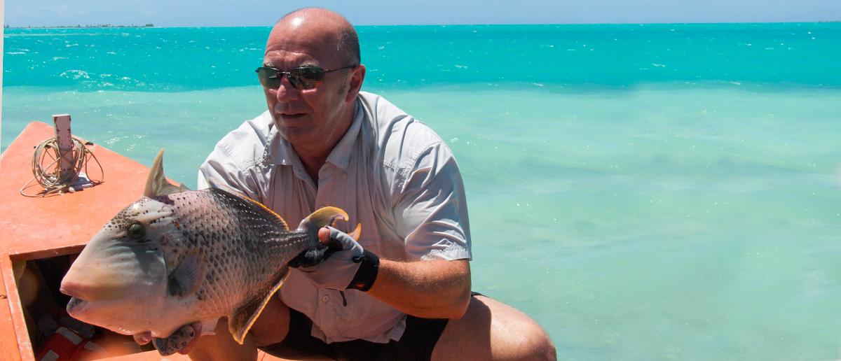 Salzwasserfliegen zum Fliegenfischen