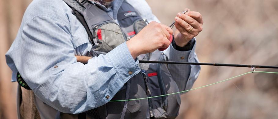 Reduziertes Fliegenfischerzubehör im Outlet bei Flyfishing Europe