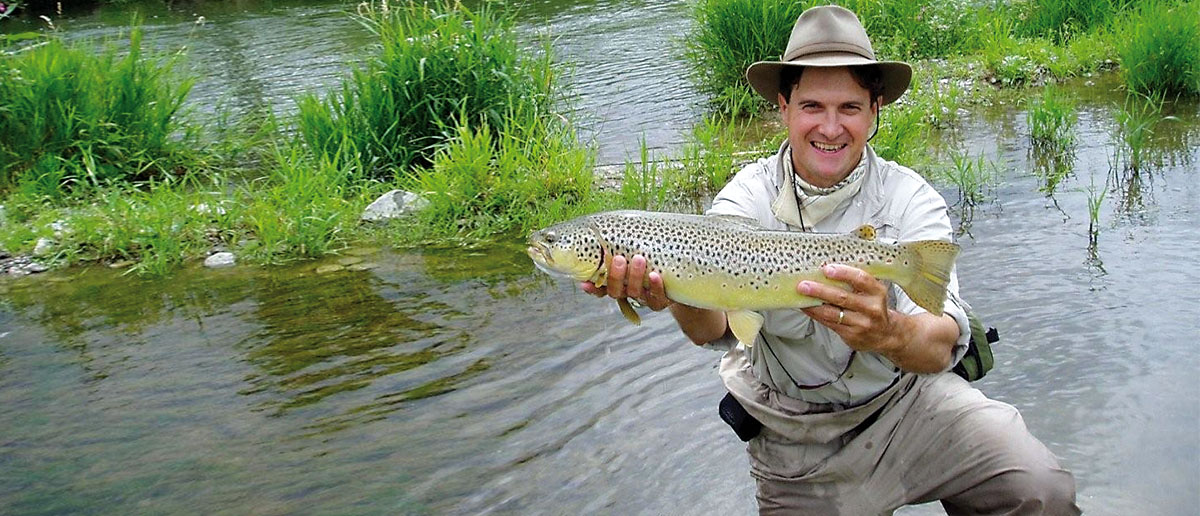Buggers & Leeches zum Fliegenfischen bei Flyfishing Europe
