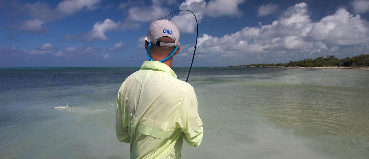 Damit Sie auch in solchen Situationen einen klaren Durchblick behalten und Ihre Costa Polbrille nicht verloren geht: Costa Zubehör bei Flyfishing Europe.