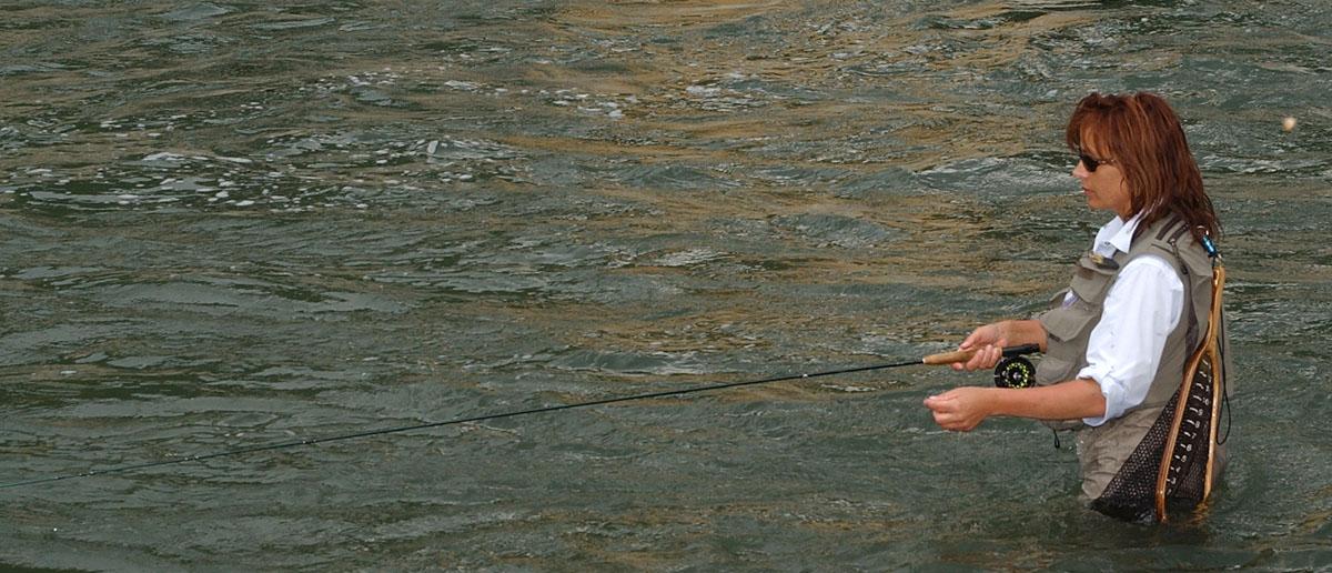 Fliegenruten Sonderangebote im Flyfishing Europe Outlet: Winston und Thomas & Thomas