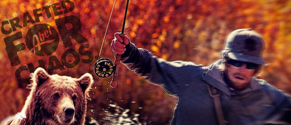 Die Abel Fliegenrollen sind Crafted for Chaos und erhältlich im Flyfishing Europe Fliegenfischen Onlineshop