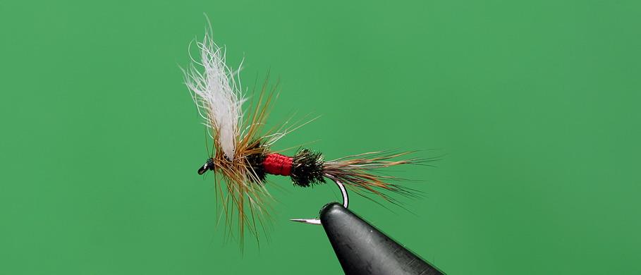 Fliegenbinde-Erstausstattung zum Fliegenbinden bei Flyfishing Europe
