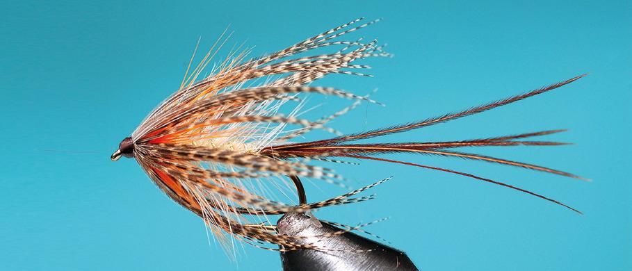 Federn, CDC und Marabou bei Flyfishing Europe