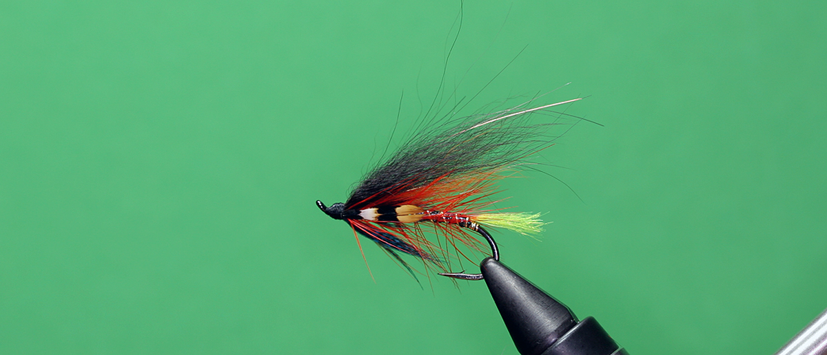 Fuchshaar Felle und Haare Fliegenbinden