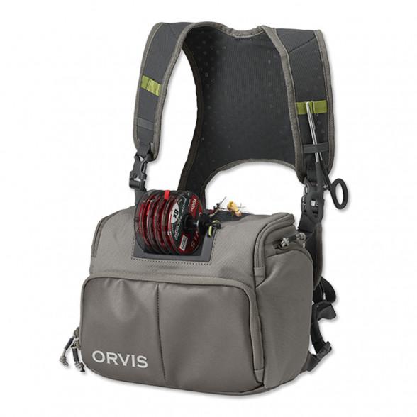 Orvis Chest Pack Tasche 4L sand