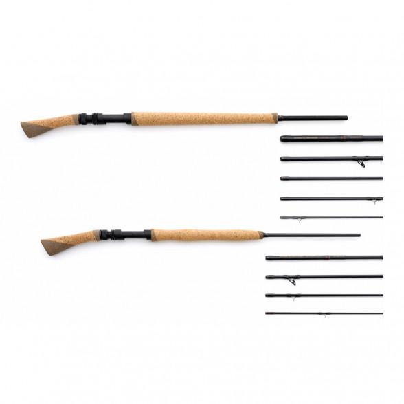 Salmologic Scorpio Zweihandruten und Switch-Fliegenruten