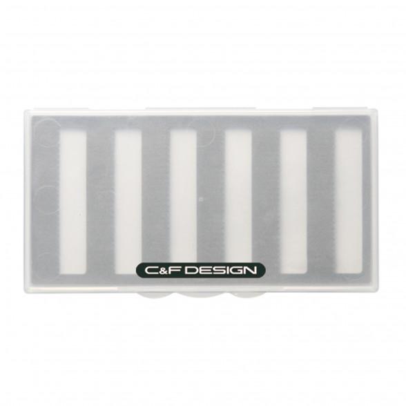 C&F Design Plus One Case Nymph 6 Reihen