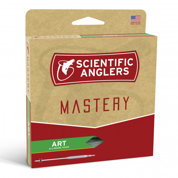 Scientific Anglers Mastery ART Fliegenschnur