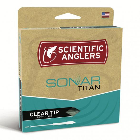 Scientific Anglers Sonar Titan Intermediate Clear Tip Fliegenschnur