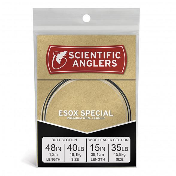 Scientific Anglers Esox Special Leader Vorfach