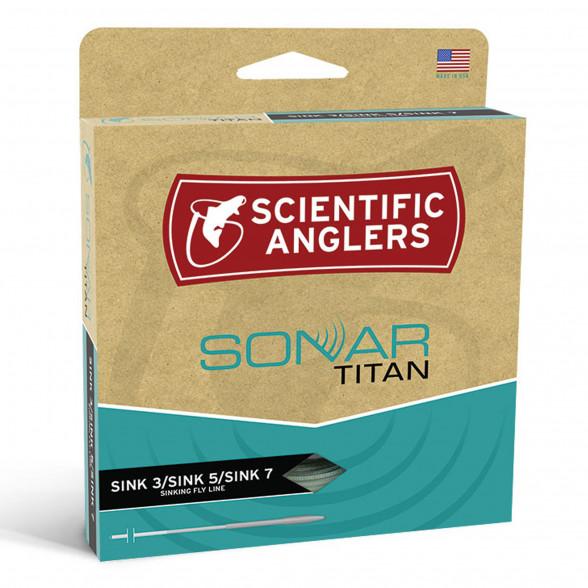 Scientific Anglers Sonar Textured Titan S3/S5/S7 Fliegenschnur