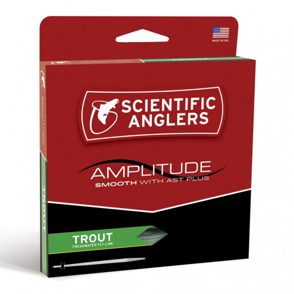 Scientific Anglers Amplitude Smooth Trout Fliegenschnur