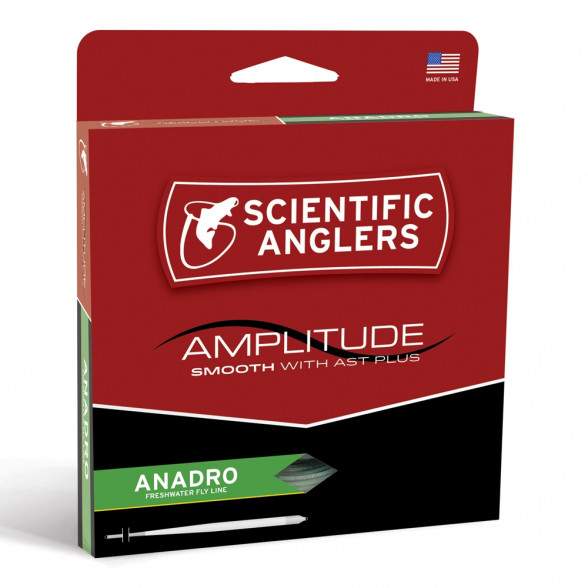 Scientific Anglers Amplitude Smooth Anadro Nymph Fliegenschnur