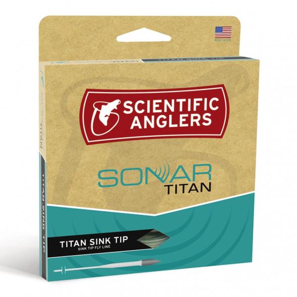 Scientific Anglers Sonar Titan Sink Tip Fliegenschnur