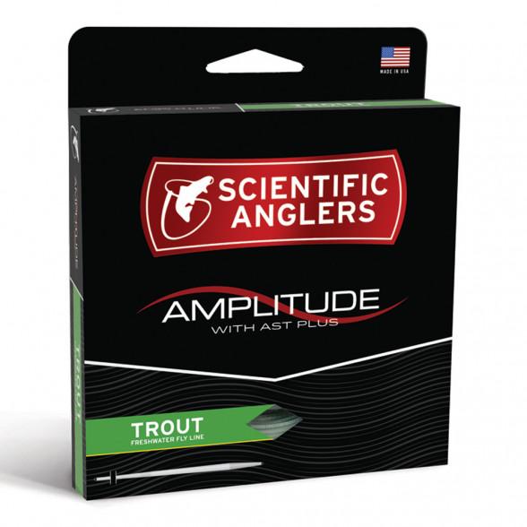 Amplitude Trout WF Fliegenschnur Scientific Anglers