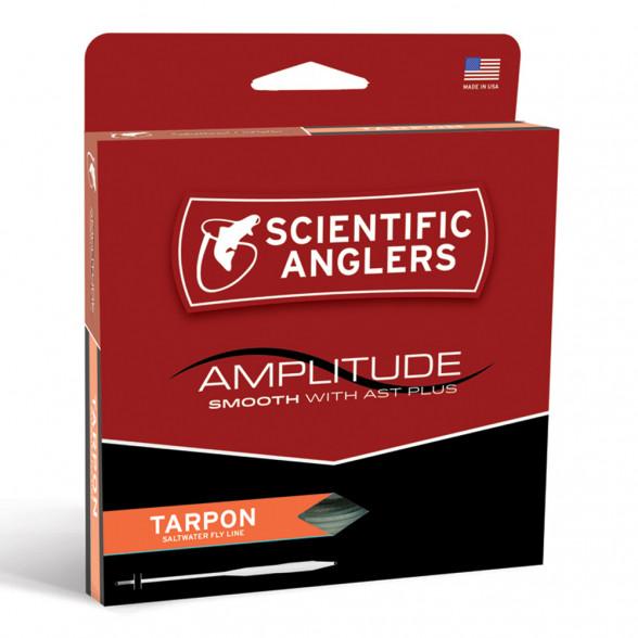 Amplitude Smooth Tarpon Fliegenschnur Scientific Anglers