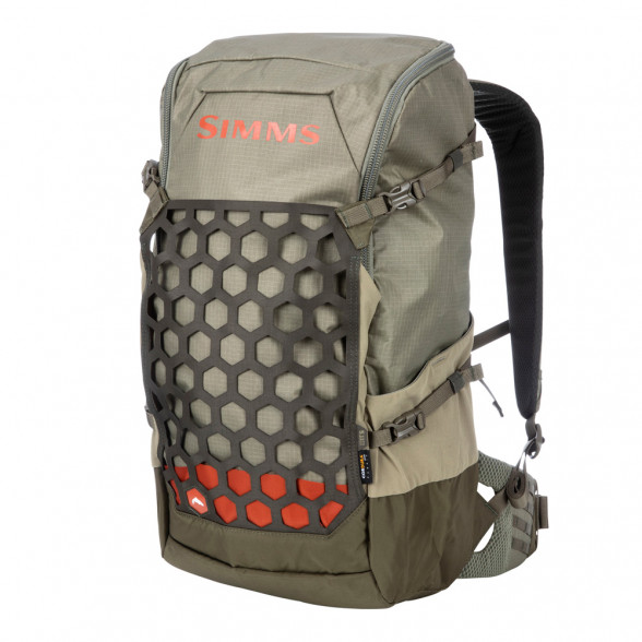 Simms Flyweight Backpack Rucksack 30L tan