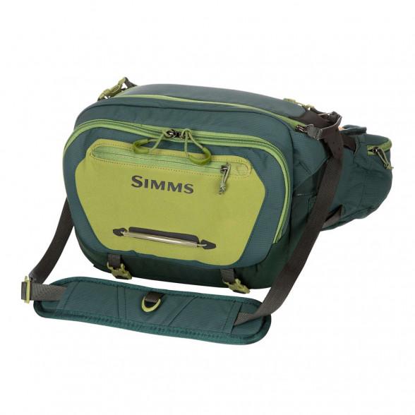 Simms Freestone Hip Pack Huefttasche shadow green