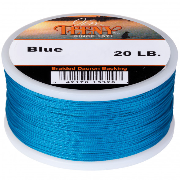 Jim Teeny Backing blau