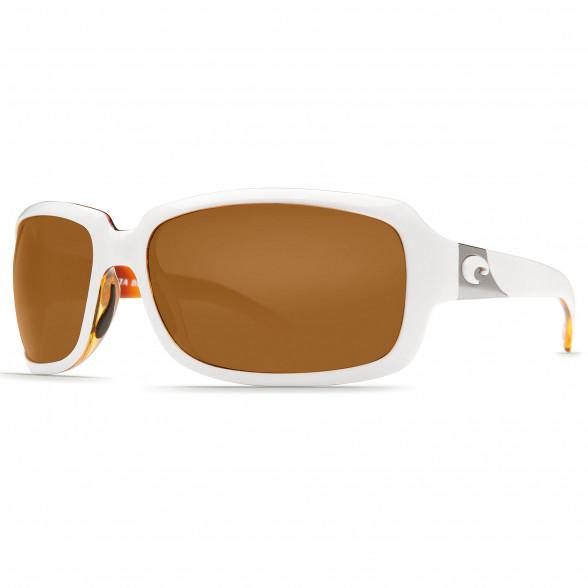Costa Isabela Polarisationsbrille amber zum Fliegenfischen bei Flyfishing Europe
