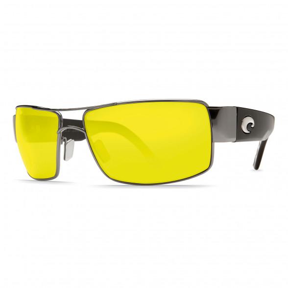 Costa Drago gunmetal CR39 sunrise Polarisationsbrille zum Fliegenfischen bei Flyfishing Europe