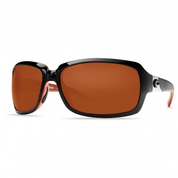 Costa Isabela black-coral copper Polbrille fuer Frauen