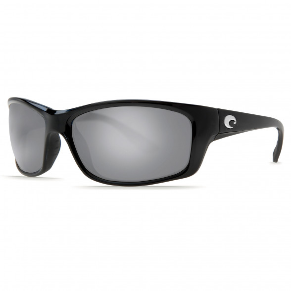 Costa Jose black silver mirror Polarisationsbrille