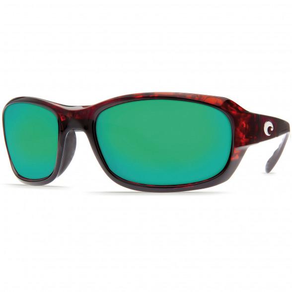 Costa Tag tortoise Polarisationsbrille green mirror zum Fliegenfischen bei Flyfishing Europe