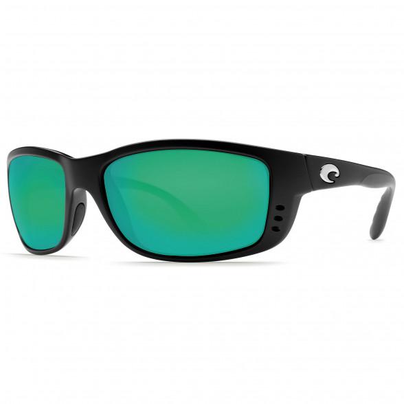 Costa Zane Polarisationsbrille black green mirror