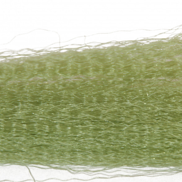 Supreme Hair oliv zum Fliegenbinden unter Fliegenbindematerial bei FFE