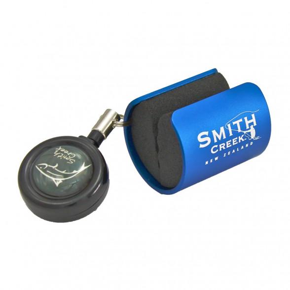 Smith Creek Rod Clip Rutenhalter blau