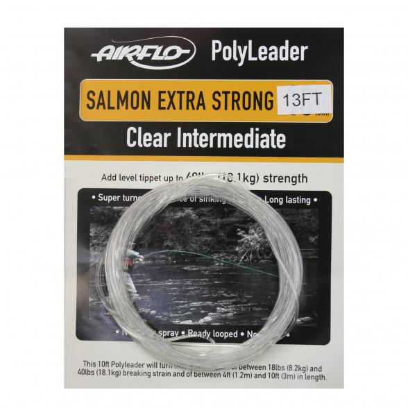 Airflo Polyleader Vorfach Salmon Extra Strong zum Fliegenfischen bei Flyfishing Europe