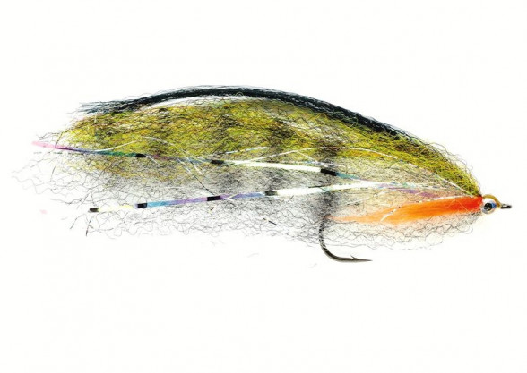 Perch BC Pikefly Hechtstreamer