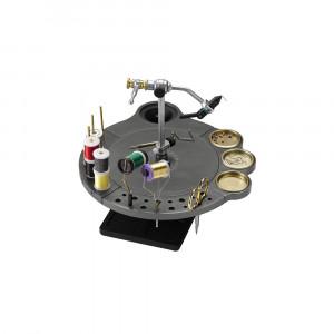 Orvis Ty Wheel rotierender Halter Bindewerkzeug