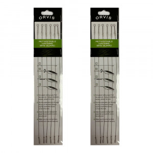 Orvis Retwistable Haywire Bite Guards Stahlvorfaecher