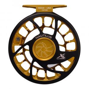 Nautilus X-Series Classic XL schwarz gold Rueckseite