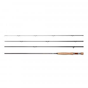 Fliegenrute Shu-Fly Signature Serie 4-teilig bei Flyfishing Europe zum Fliegenfischen