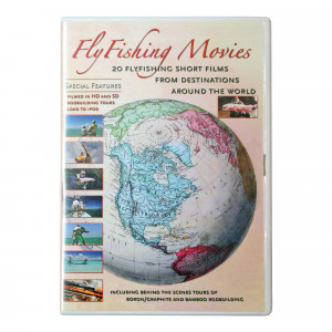 Winston DVD Flyfishing Movies