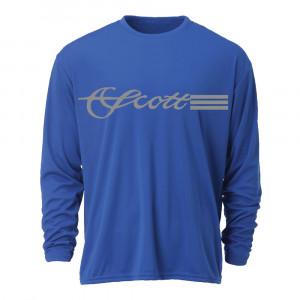 Scott Royal Performance Long Sleeve Shirt